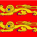 Retour à l'histoire normande: la normandie a deux capitales historiques