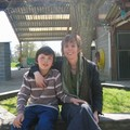 2007 : Avec ma maman Isabelle