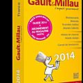 Gault&millau tacle michelin 2014 : du rififi chez les guides…