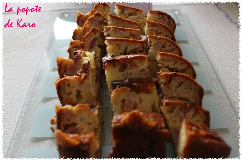 cake au cantal