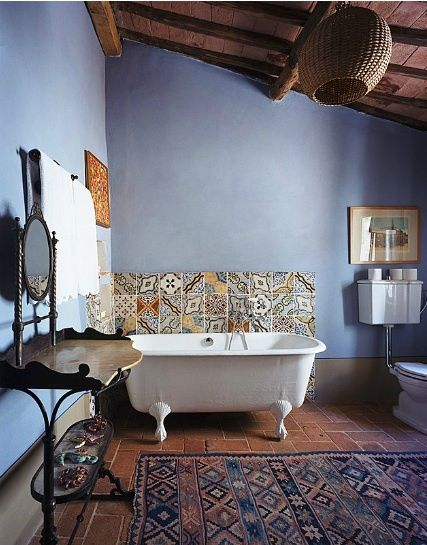 La DecoPeleMele - Les salles de bains - + Météo grand beau c\'est L ...