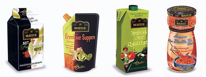 packaging soupes
