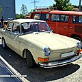 Vw 1600l type 3 notchback (regiomotoclassica 2011)