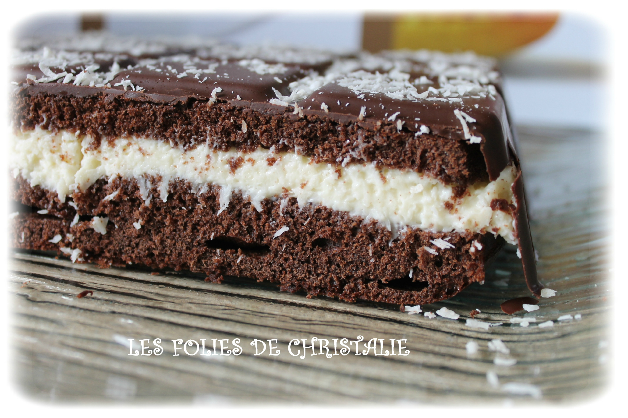 Layer Cake Kinder Thermomix