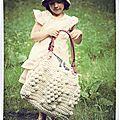 Kate's dress et GG bag by la quinta