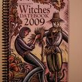 Llewellyn's witches' datebook 2009
