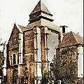 Mieux connaître sa région : eglise saint-martin de diges (89240)